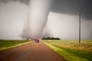 """Dodge City KS Tornado 3"" by fireboat895 is licensed under CC BY 2.0"